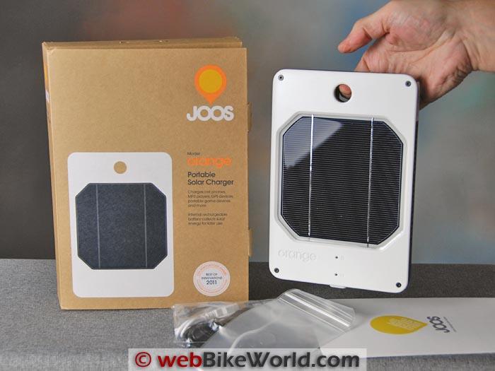 Solar Joos Solar Charger Kit