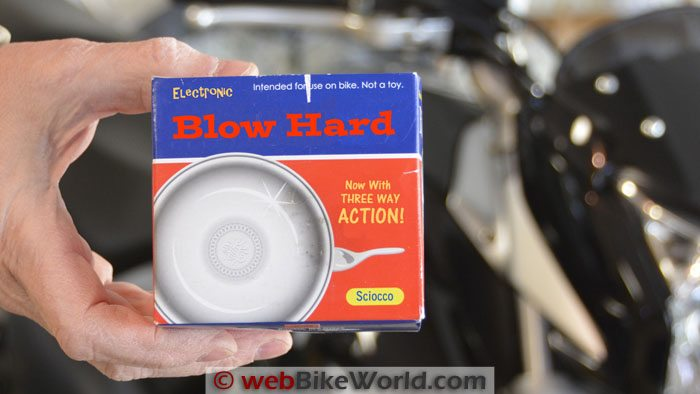 Blow Hard Horn Box