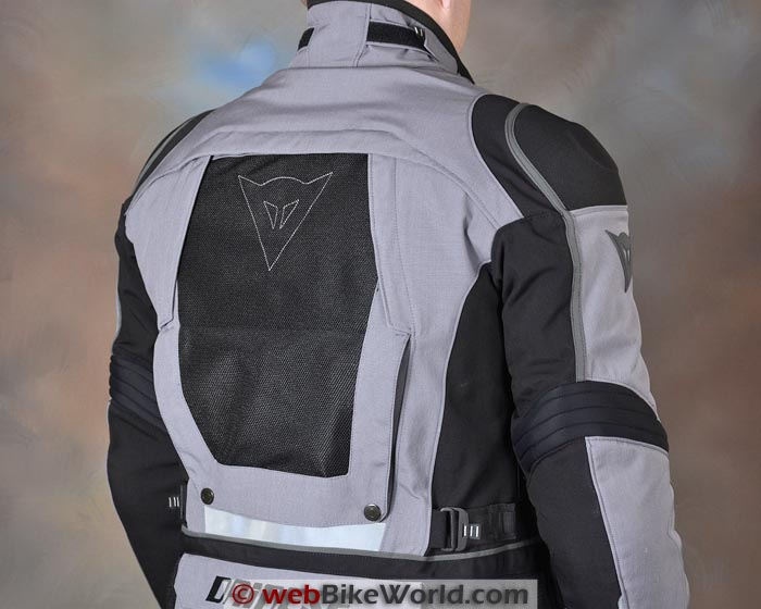 Dainese Teren Jacket Rear Mesh Panel