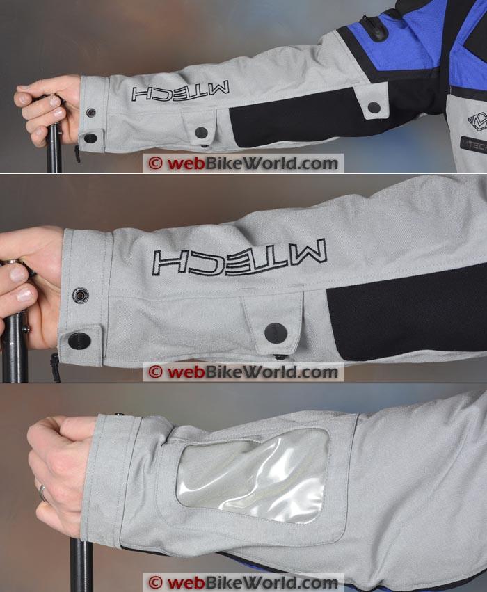 M-Tech Adventure Jacket Sleeve