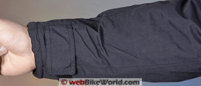 Tucano Ubano Urbis Jacket Sleeve Cuff