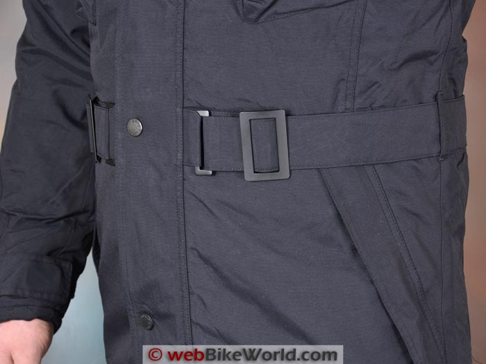 Tucano Ubano Urbis Jacket Waist Belt