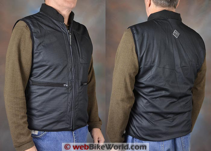Tucano Ubano Urbis Jacket Wearable Vest