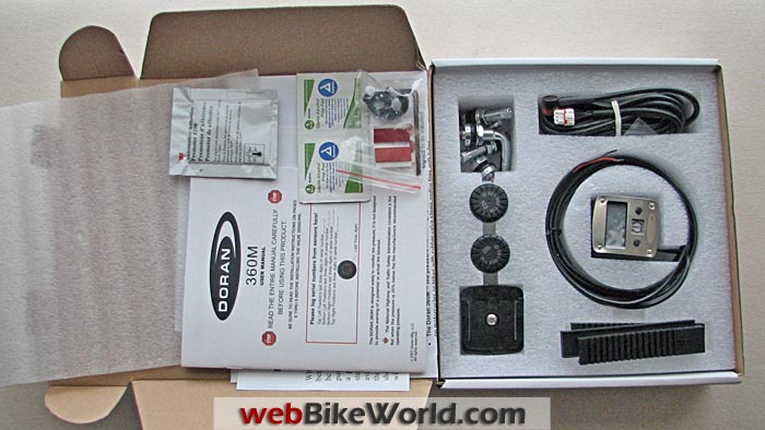 Doran 360M TPMS Kit