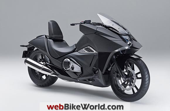 Honda NM4 Black