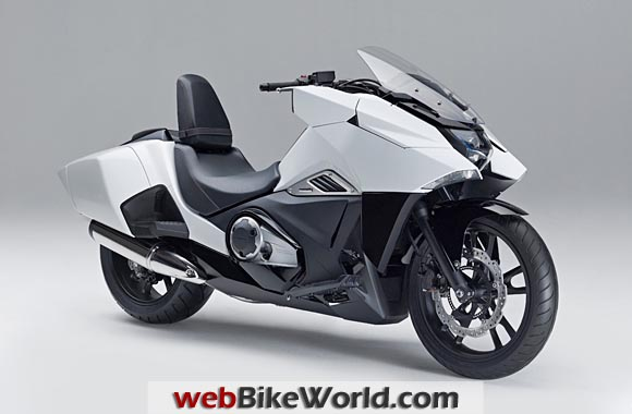 Honda NM4 White