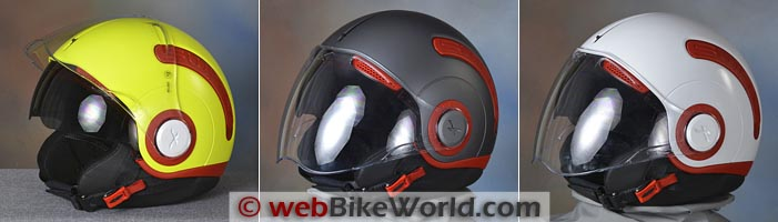 Nexx SWITX SX.10 Helmet Colors