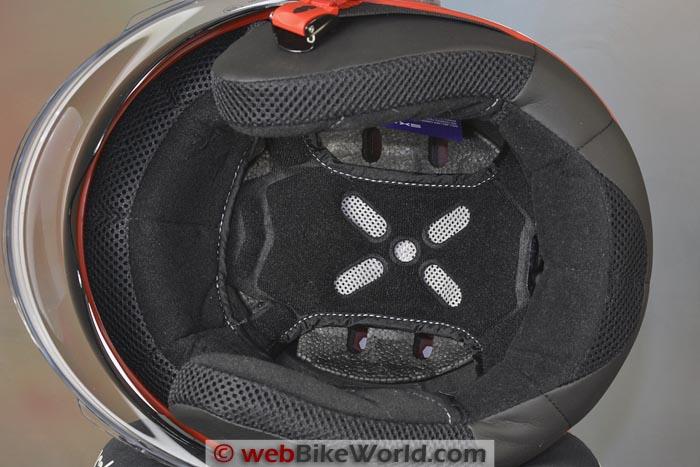 Nexx SWITX SX.10 Helmet Liner