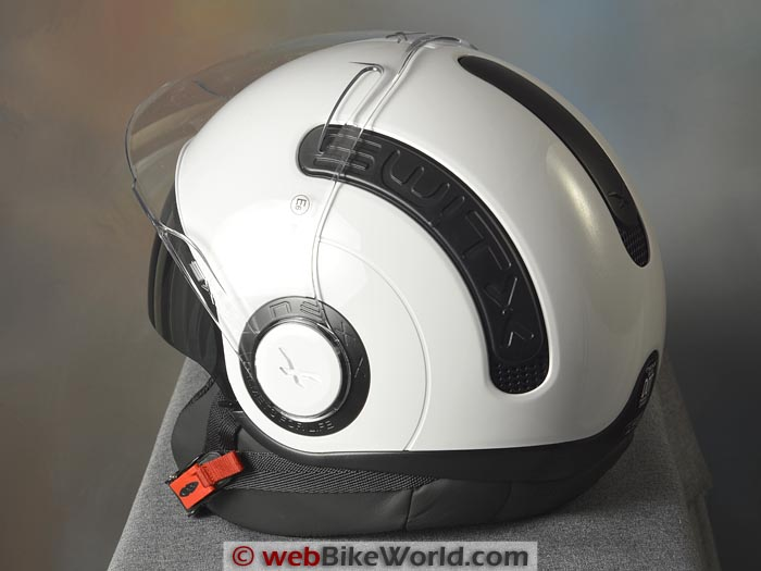 Nexx SWITX SX.10 Helmet With Black Shell