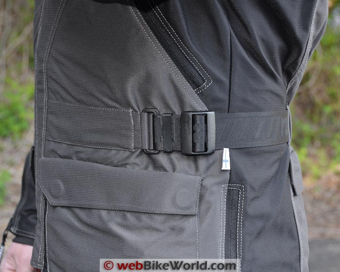 Rukka AirMan Jacket Waist Adjuster