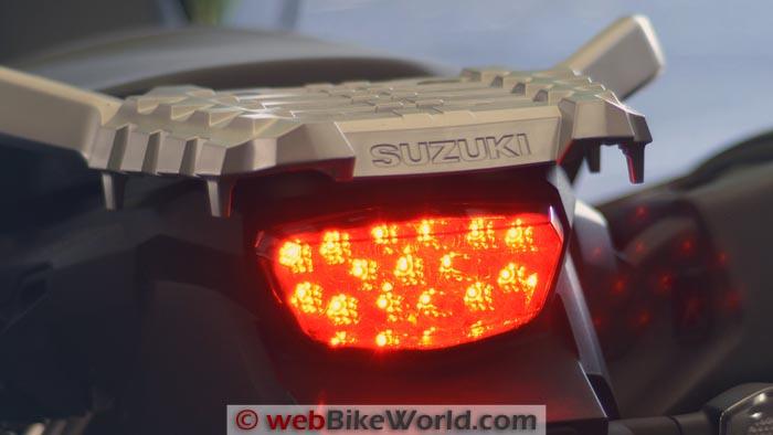 Suzuki V-Strom 1000 ABS Brake Light