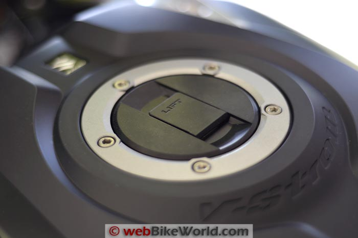 Suzuki V-Strom 1000 ABS Fuel Filler Cap
