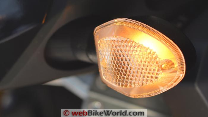 Suzuki V-Strom 1000 ABS Turn Signal