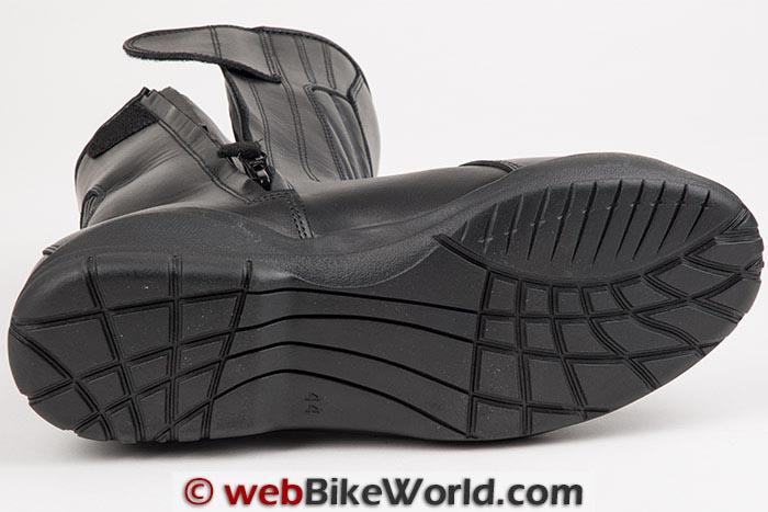 Aeromoto Dry Tour Boots Sole