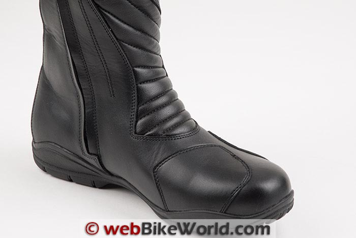 Aeromoto Dry Tour Boots Toe Shift Protector