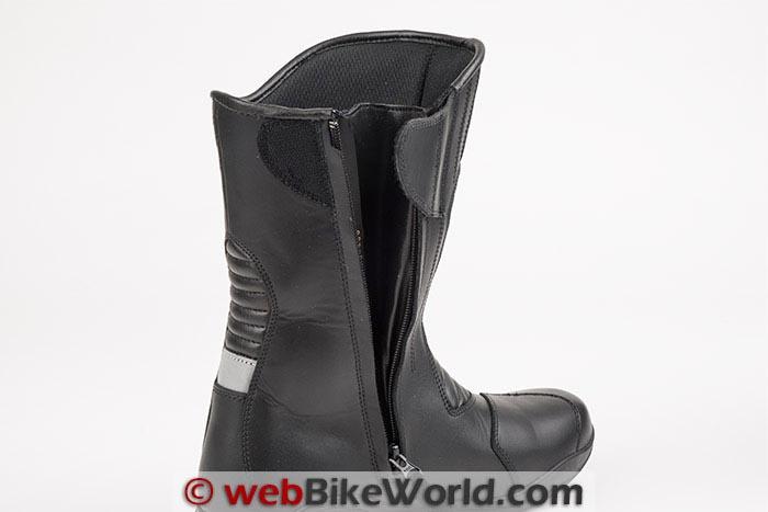 Aeromoto Dry Tour Boots Zipper Gusset Liner