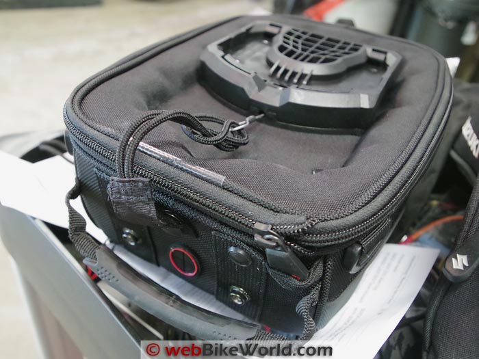 Daypack Tank Bag Release String