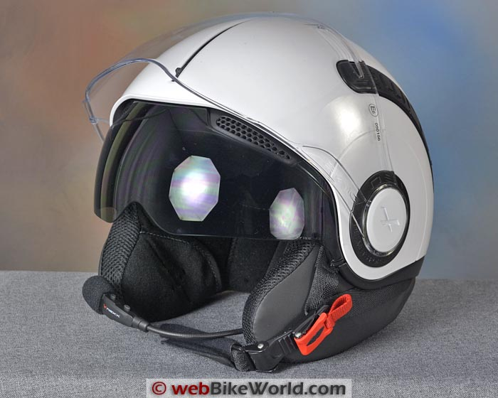 Nexx SWITX SX10 Helmet With SXCOM Intercom