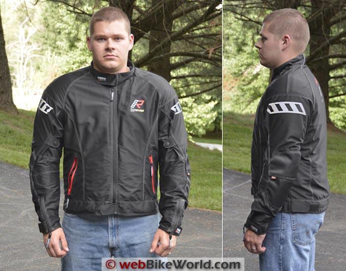 Rukka AiRider Jacket Front Side Views