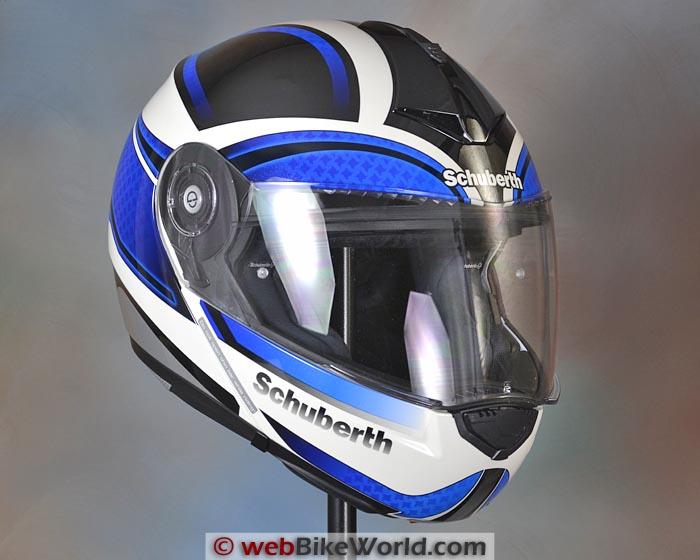 5b98787a SCHUBERTH C3 Pro Review - webBikeWorld