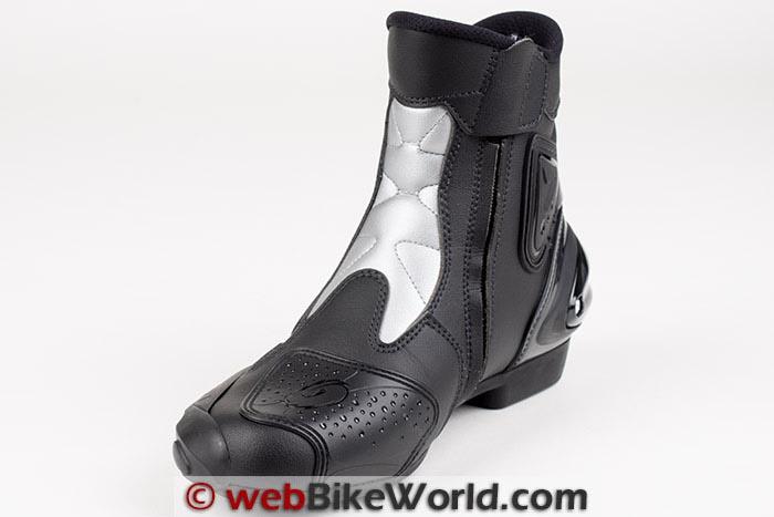 Sidi Apex Lei Boots Front Toe