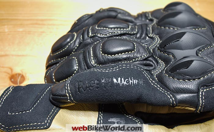 Speed & Strength Rage With the Machine Gloves Fingers