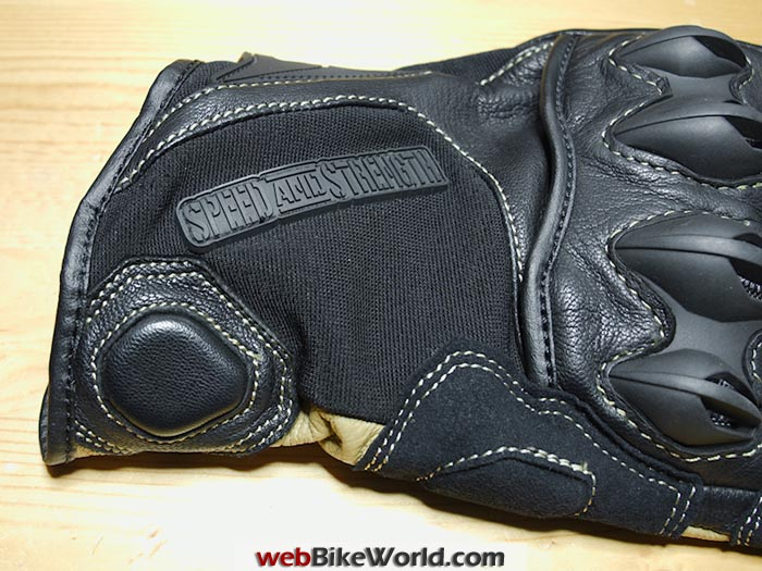 Speed & Strength Rage With the Machine Gloves Gauntlet