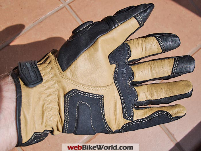 Speed & Strength Rage With the Machine Gloves Palm
