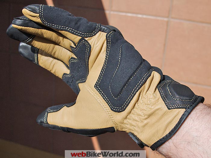 Speed & Strength Rage With the Machine Gloves Side View