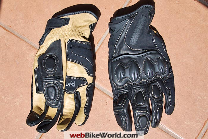 Speed & Strength Rage With the Machine Gloves Top and Bottom