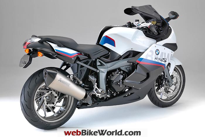 2015 BMW K1300S Motorsport Edition