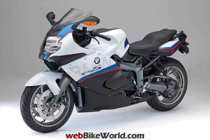 2015 BMW K1300S Special Motorsport Edition