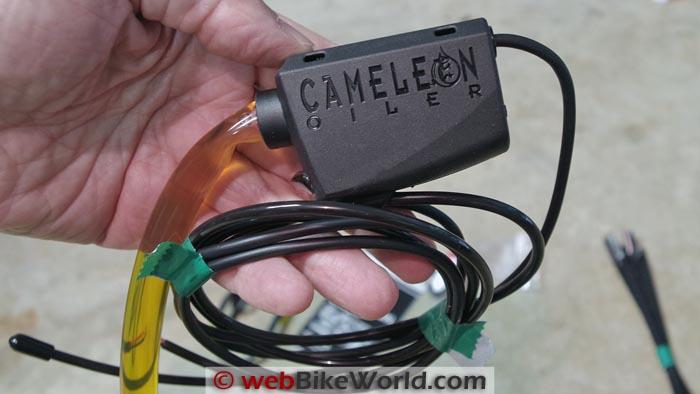 Cameleon Chain Oiler