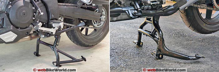 How to Adjust a Motorcycle Chain - webBikeWorld