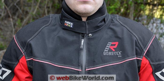 Rukka Armaxion Jacket Collar