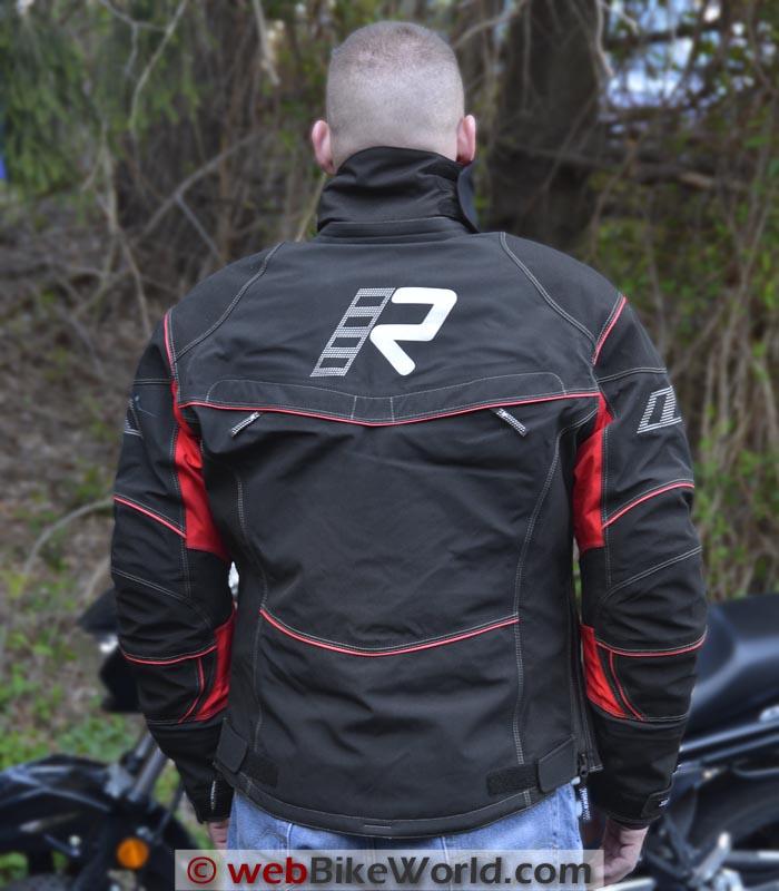 Rukka Armaxion Jacket Rear View