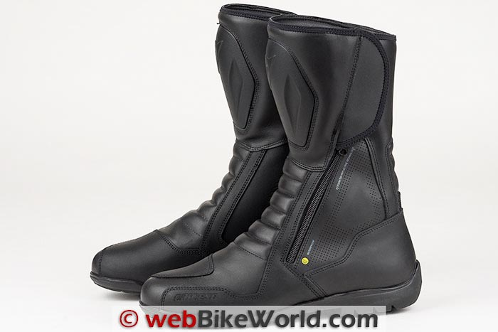 Dainese Long Range D-WP C2 Boots Side View