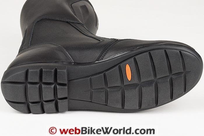 Dainese Long Range D-WP C2 Boots Sole