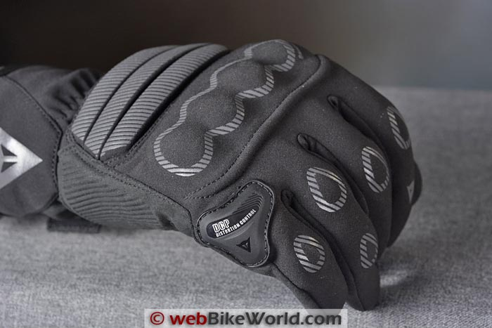 Dainese Veleta Gloves Outside Slider