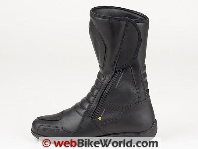 Conclusion. Dainese Long Range C2 D-WP Waterproof Leather Boots Black ...