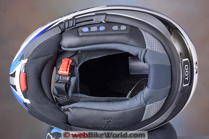Schuberth S2 Review >> SCHUBERTH SRC for the C3 Pro and S2 Review - webBikeWorld