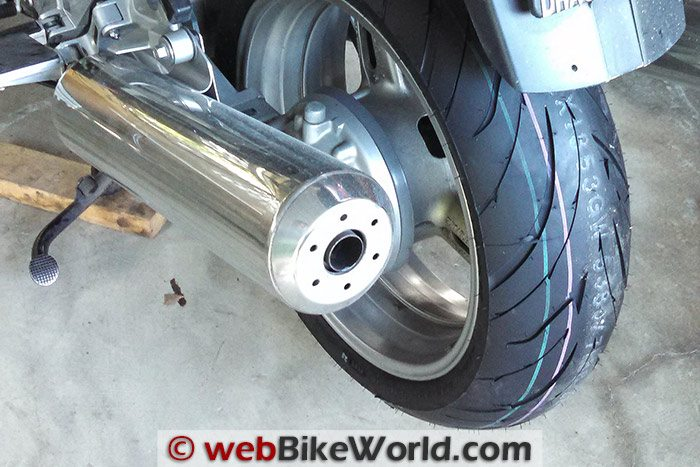 Shinko 016 Verge 2X Tires Rear