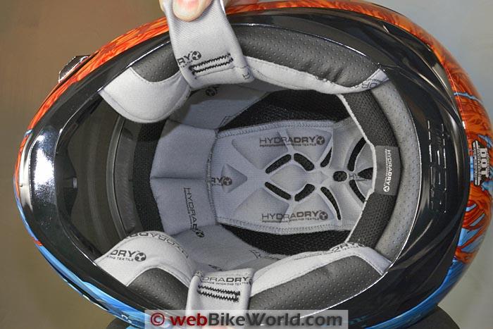 Icon Airmada Elemental Helmet Liner