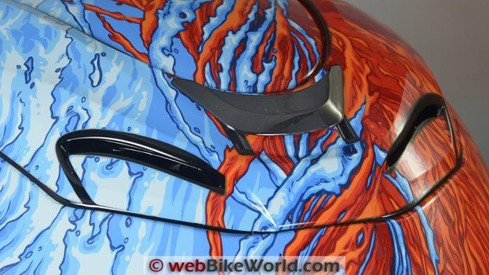 Icon Airmada Elemental Helmet Top Vents