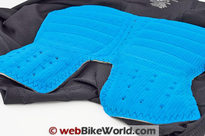 Moto-Skiveez Adventure Padding Close-up