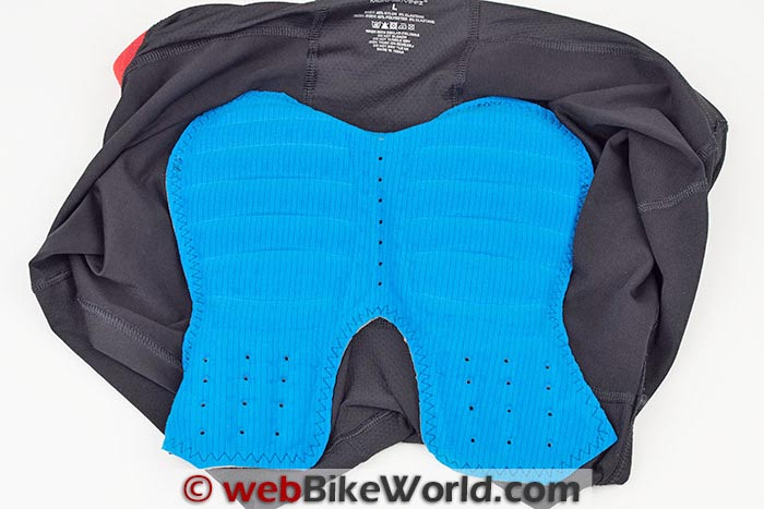 Moto-Skiveez Adventure Rear Inside Padding
