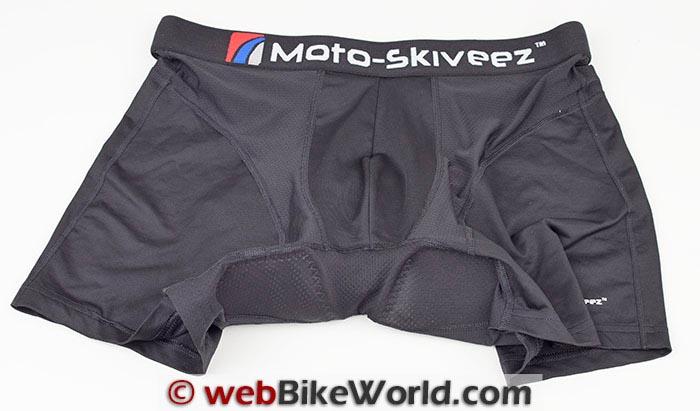 Moto-Skiveez Front