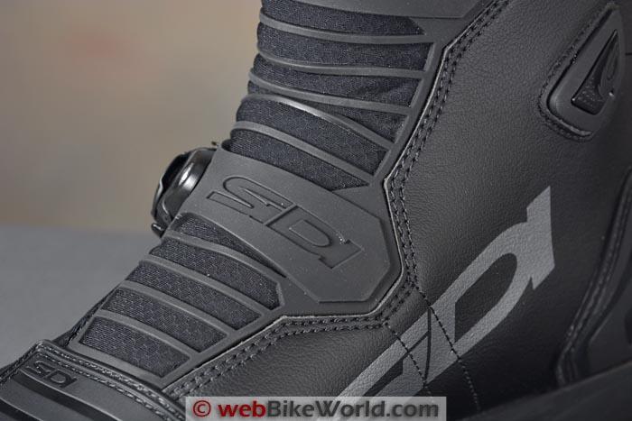 Sidi Mag-1 Boots Front Flex Panels