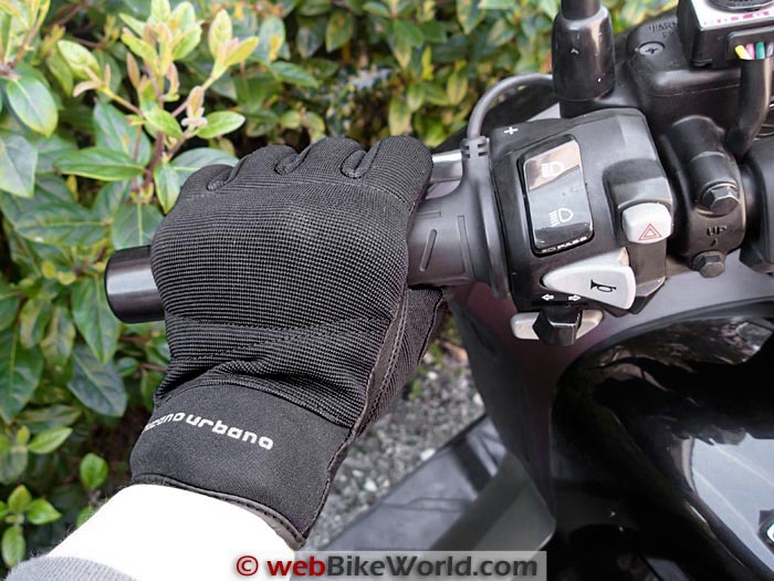 Tucano Urbano Calamaro Gloves Hand Grip