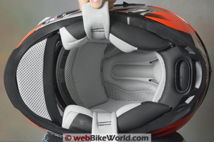 AFX FX-120 Helmet Liner